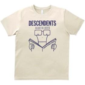 音楽 バンド ロック DESCENDENTS Tシャツ サンド MLサイズ (M)