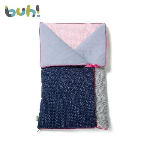 西班牙 BUHKIDS 可攜式嬰兒睡袋-小藍莓[免運費]