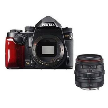 PENTAX/ペンタックス KP J limited Black & Gold(ブラック&ゴールド)ボディキット + 20-40mm標準ズームレンズセット