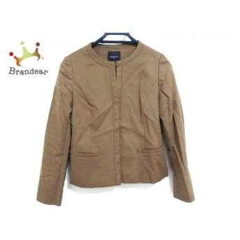 ビームス BEAMS ジャケット サイズ38 M レディース ライトブラウン Demi-Luxe 新着 20190830
