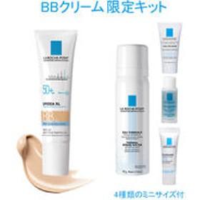 【ロハコ限定】ラ ロッシュ ポゼ 敏感肌用BBクリーム 02(ナチュラル) ターマルウォーター50g・サンプル3種付