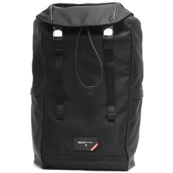 バリー リュックサック/バックパック/旅行用バッグ バッグ メンズ ファブ ブラック FAB 00 6226245 BALLY