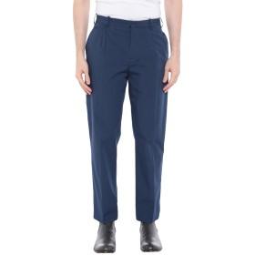 《期間限定セール開催中!》PAOLO PECORA メンズ パンツ ダークブルー 44 コットン 100%