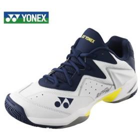 ヨネックス テニスシューズ オールコート メンズ レディース パワークッション207Dワイド POWER CUSHION 207D WIDE SHT207DW-100 YONEX