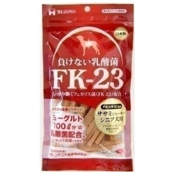 THジャパン FK-23ササミ角切りJKシニア100g おやつ・ガム