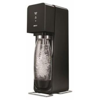 正規販売店 sodastream ソーダストリーム ソースV3 ブラック 黒 SSM1063 炭酸水メーカー 炭酸メーカー セット 炭酸 水 SAKODA サコダ