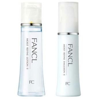 ファンケル モイストリファイン化粧液&モイストリファイン乳液 しっとりセット