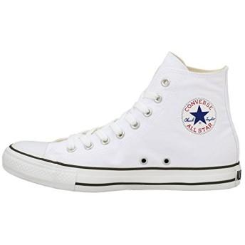 CONVERSE(コンバース) CANVAS ALL STAR COLORS HI キャンバス オールスター カラーズ HI ホワイト/ブラック 23.0cm