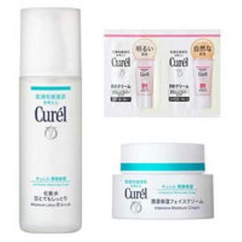 Curel(キュレル) 化粧水3 とてもしっとり 150mL+潤浸保湿フェイスクリーム 40g BBクリームサンプル付 花王