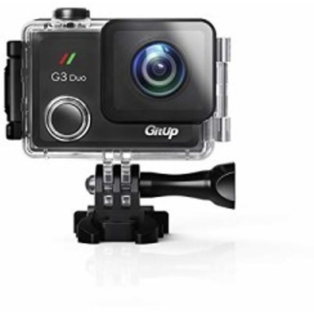 【GITUP】アクションカメラ 4K高画質 2インチタッチ スクリーン 30M防水 カメラ 170度超広角 リモコン付き・・・