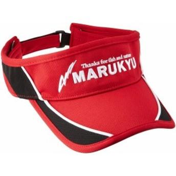 マルキュー(MARUKYU) サンバイザー 03 レッド. 14481