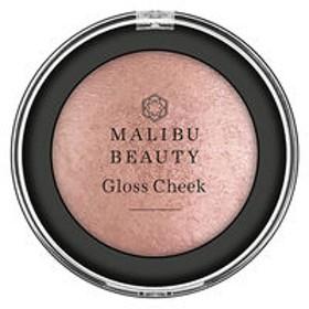 Malibu Beauty(マリブビューティー) グロスチーク 06 ナチュラルモーヴ 青和通商