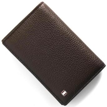 バリー カードケース/名刺入れ メンズ ガレー コーヒーブラウン GALEE 11 6228848 BALLY
