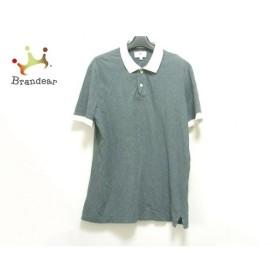 オールドイングランド OLD ENGLAND 半袖ポロシャツ サイズL メンズ グレー 新着 20190830