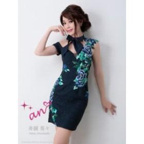an ドレス AOC-2852 ワンピース ミニドレス Andy アン ドレス キャバクラ キャバ ドレス キャバドレス