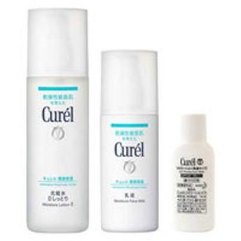 Curel(キュレル) 化粧水2(しっとり) 150mL+乳液 120mL UVローションサンプル付 花王