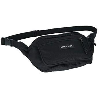 BALENCIAGA(バレンシアガ) バッグ メンズ EXPLORER BELT PACK ボディバッグ/ウエストポーチ NERO 482389-9TY45-1000 [並行輸入品]