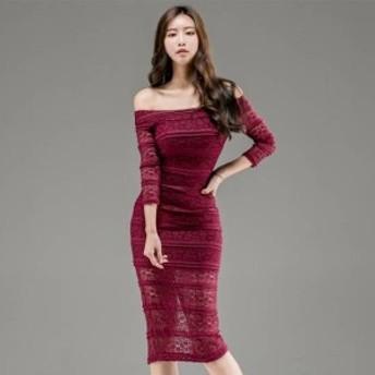 キャバ 大きいサイズ ワンピース ミニドレス タイトドレス ワンピ キャバドレス 激安 キャバ ミニ パーティードレス キャバクラ
