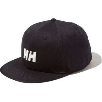 帽子・防寒・エプロン ヘリーハンセン HC91953 ロゴ ツイル キャップ フリー K