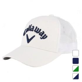 キャロウェイ Callaway メンズ ゴルフ キャップ アメリカンメッシュキャップ 2419984518