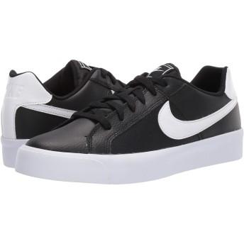 [ナイキ] レディース・スニーカー・スケートシューズ・靴 Court Royale AC Black/White 6.5 (23.5cm) B [並行輸入品]