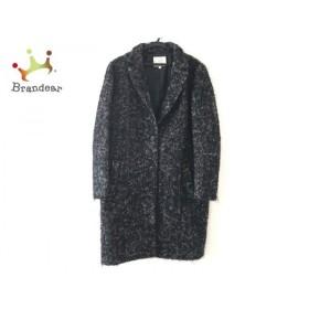 ビューティアンドユース ユナイテッドアローズ コート サイズM レディース 美品 黒×白×グレー   スペシャル特価 20191226