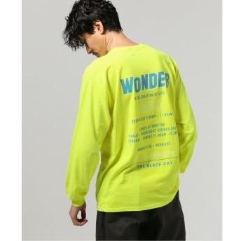 【ジャーナルスタンダード/JOURNAL STANDARD】 PURPLE THINGS WONDER L/S TEE