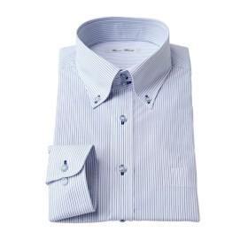 形態安定デザインワイシャツ(ドゥエボタンダウン) (ワイシャツ)