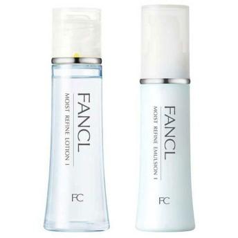 ファンケル モイストリファイン化粧液&モイストリファイン乳液 さっぱりセット