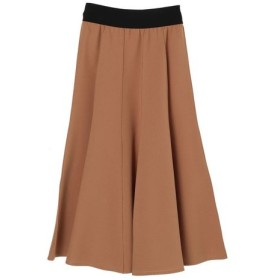 anana / シンプルフレアロングハギスカート