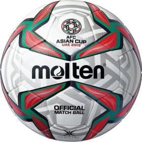 モルテン AFC アジアカップ2019試合球 サッカーボール 5号 F5V5003A19