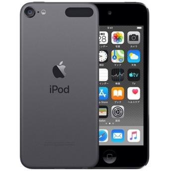 デジタルオーディオプレーヤー iPod touch 第7世代 32GB MVHW2J/A スペースグレイ フラッシュメモリ 再生時間 40時間 Bluetooth DAP APPLE