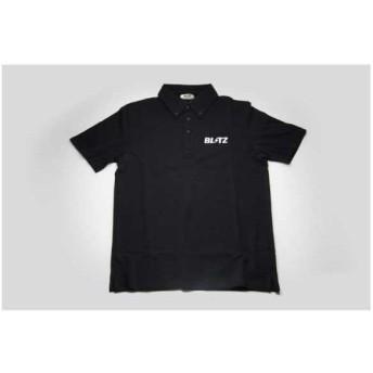 BLITZ ブリッツ ロゴ ポロシャツ Lサイズ〔13981〕