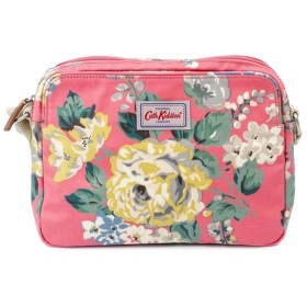 Cath Kidston キャスキッドソン ショルダーバッグ 594042 MINI BUSY BAG MATT COATED レディース 斜めがけ 花柄 VINTAGE PINK ヴィンテージピンク