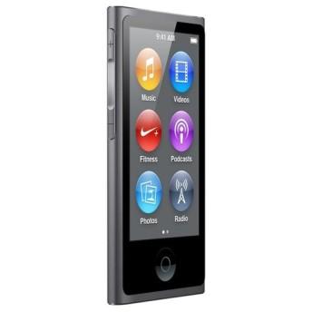 【新品・送料無料】iPod nano ME971J/A [16GB スペースグレイ]