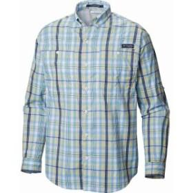 コロンビア Columbia メンズ トップス ハイキング・登山 Super Tamiami LS Shirt White Cap Multi Plaid