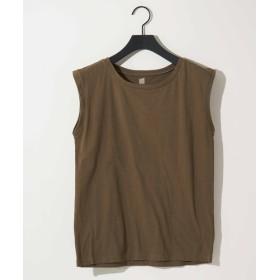COLONY 2139(COLONY 2139) レディース ノースリーブTシャツ カーキ