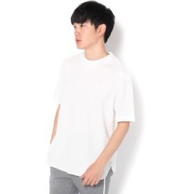 COLONY 2139(COLONY 2139) メンズ 21/-TCワッフルTシャツ ホワイト