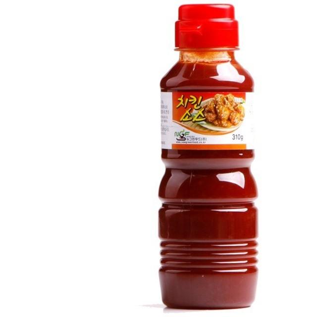 ヤンニョムチキンソース(甘口)310g/韓国調味料/チキンソース