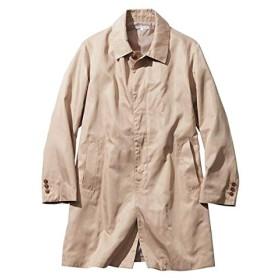 [nissen(ニッセン)] ステン カラー コート 大きいサイズ メンズ ベージュ 4L