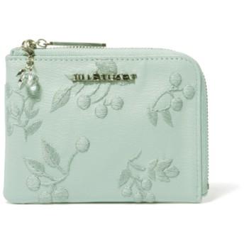 JILLSTUART ガーデン L字ファスナーコンパクト財布