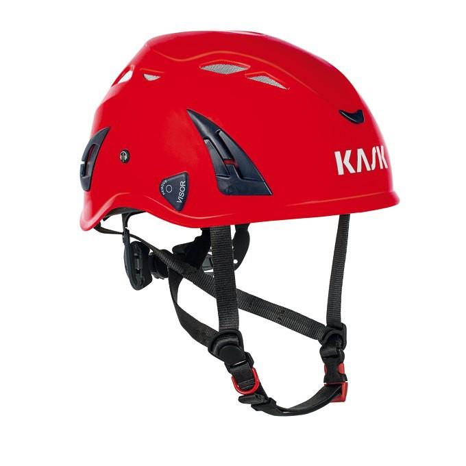 KASK SUPERPLASMA PL 攀樹/攀岩/工程/救援/戶外活動 頭盔(紅色)