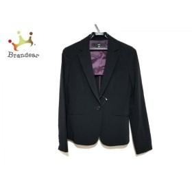 イネド INED ジャケット サイズ7 S レディース 美品 黒 新着 20190831