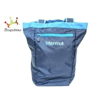 マーモット Marmot リュックサック ネイビー×ブルー ナイロン 新着 20190831