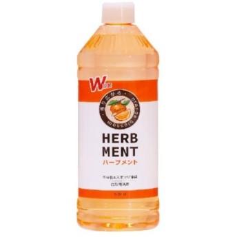 【あわせ買い2999円以上で送料無料】カネヨ石鹸 ハーブメント 除菌 オレンジ 大容量詰替 800ml