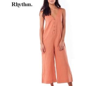 日本正規店 Rhythm リズム レディース ロンパース AMALFI JUMPSUIT