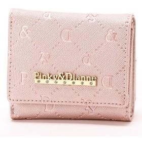 [マルイ] サフィアーノエンボス 三つ折り財布/ピンキー&ダイアン(バッグ&ウォレット)(Pinky&Dianne)