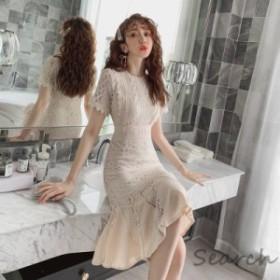 パーティドレス ワンピース 着痩せ オフショルダー 大きいサイズ 肩出し フォーマル 細身 通勤 お嬢様OL オフィスレディー 二次会 結婚式