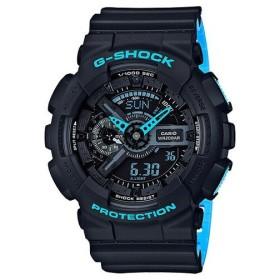 カシオ 腕時計 Casio G-Shock GA-110LN-1AER Man in Black and Blue