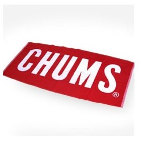 チャムス/CHUMS チャムスボートロゴバスタオル CHUMS BOAT LOGO BATH TOWEL CH62-0085[メール便不可]